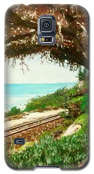 Window To The Pacific Galaxy S5 Case