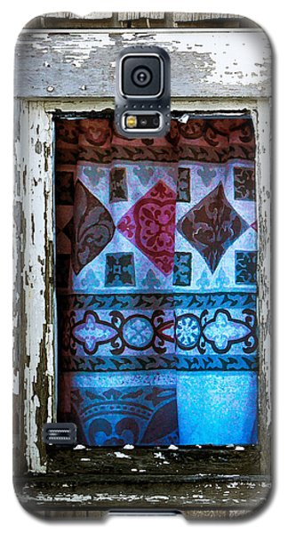 Window Toward The Sea Galaxy S5 Case