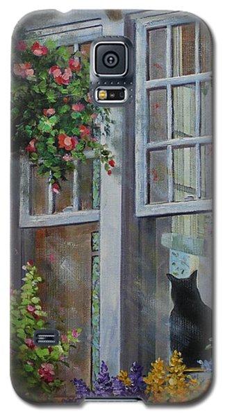 Window Watcher Galaxy S5 Case
