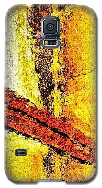 Window Galaxy S5 Case by William Wyckoff