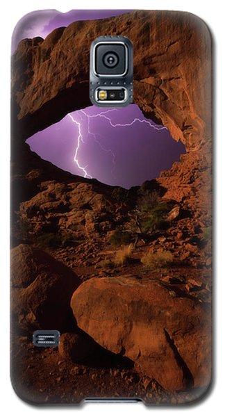 Windows Storm Galaxy S5 Case by Darren White