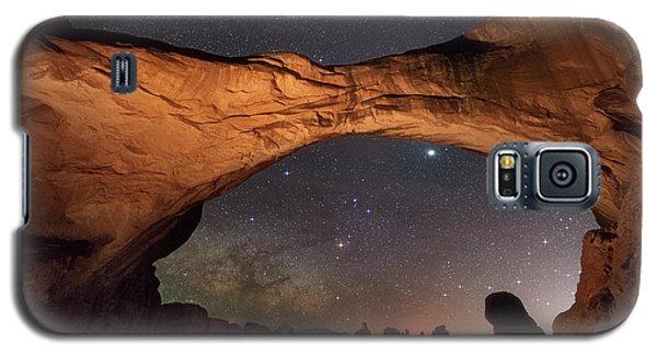 Windows To Heaven Galaxy S5 Case
