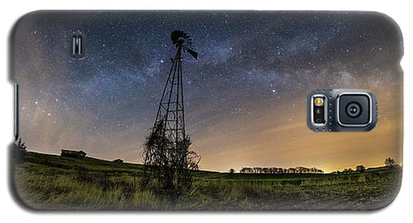Galaxy S5 Case featuring the photograph Winds Of Time by Aaron J Groen