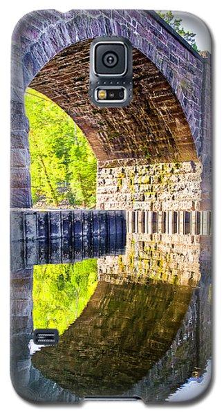 Windsor Rail Bridge Galaxy S5 Case by Tom Cameron