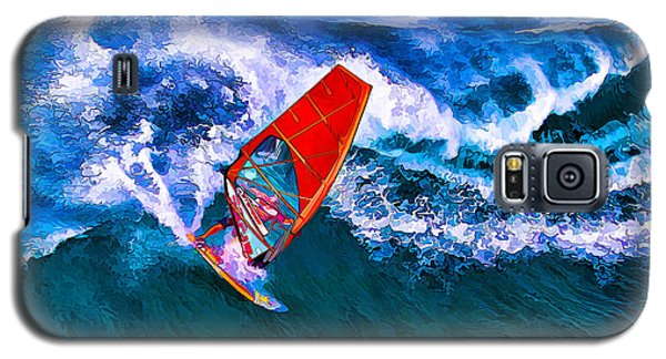 Windsurfer 1 Galaxy S5 Case