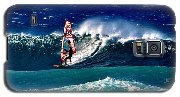 Windsurfer Galaxy S5 Case by Penni D'Aulerio