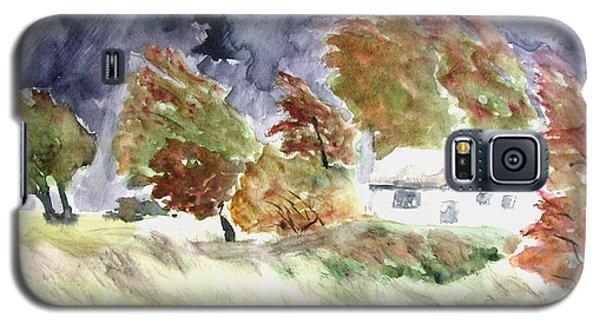Windswept Landscape Galaxy S5 Case