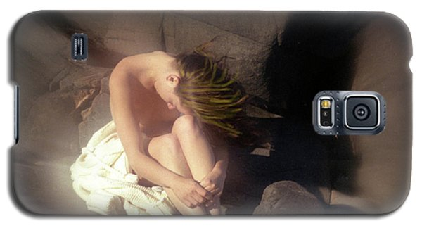 Windswept Nude Galaxy S5 Case