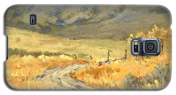 Windy Autumn Galaxy S5 Case
