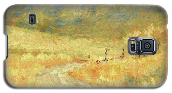 Windy Autumn Dop Galaxy S5 Case