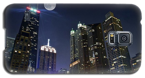 Windy City Galaxy S5 Case by Frozen in Time Fine Art Photography