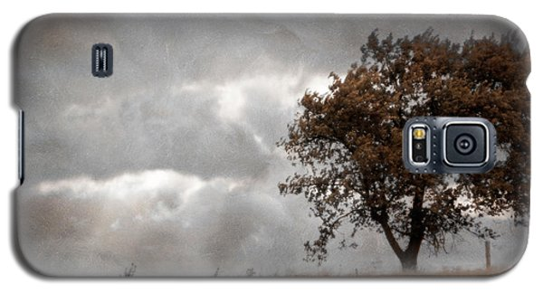 Galaxy S5 Case featuring the photograph Windy Day by Yvonne Emerson AKA RavenSoul