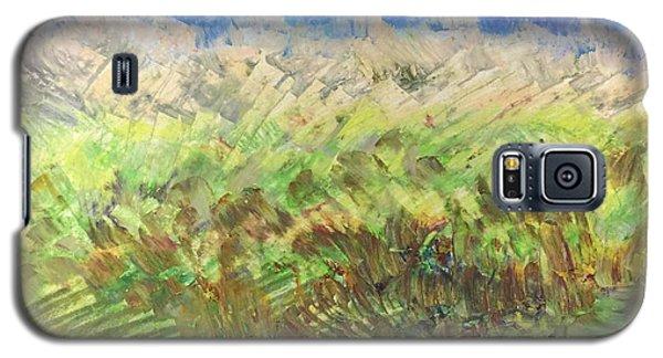 Windy Fields Galaxy S5 Case