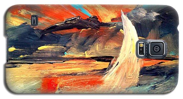Windy Sail Galaxy S5 Case