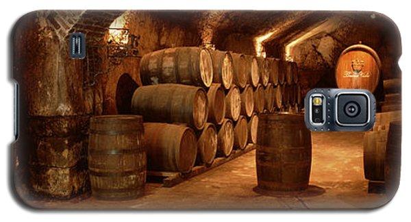 Wine Barrels In A Cellar, Buena Vista Galaxy S5 Case