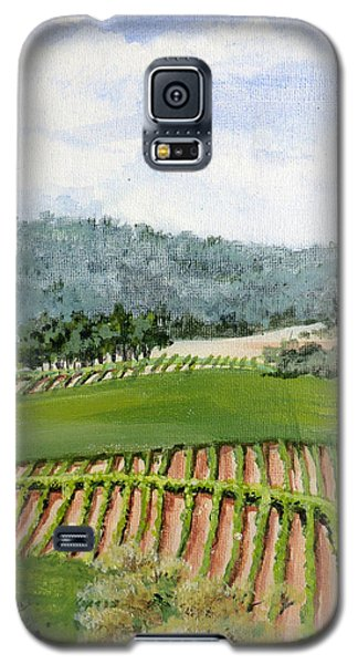 Wine Country Galaxy S5 Case