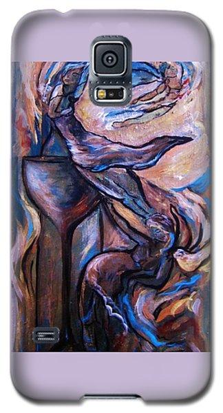 Wine Fairies Galaxy S5 Case by Dawn Fisher