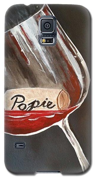 Wine Glass Galaxy S5 Case by Carol Duarte
