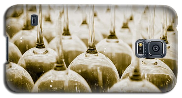 Wine Glasses Galaxy S5 Case