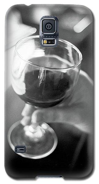 Wine In Hand Galaxy S5 Case