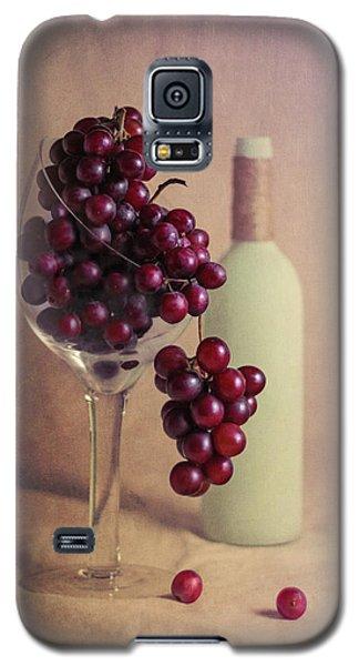Wine On The Vine Galaxy S5 Case by Tom Mc Nemar