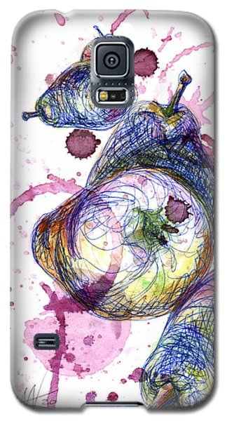 Wine Pearing Galaxy S5 Case