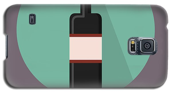 Wine Poster Print - Win And Wine Galaxy S5 Case
