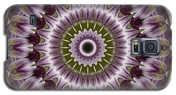 Wine Roses And Thorns Galaxy S5 Case