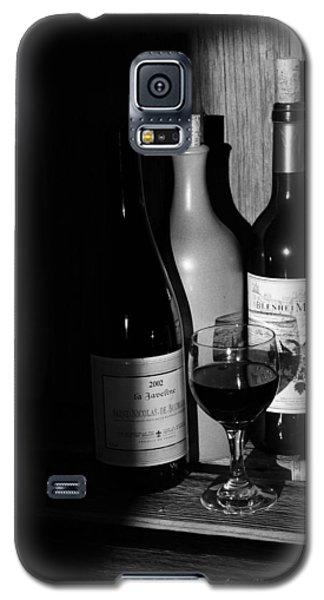 Galaxy S5 Case featuring the photograph Wine Sampling by Steven Clipperton