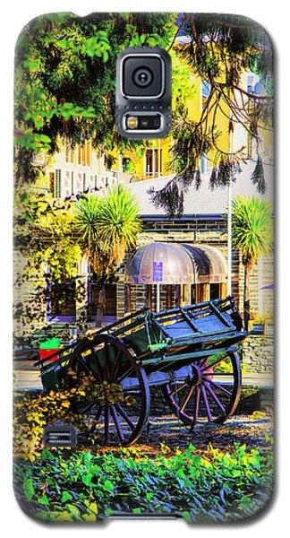 Wine Wagon Galaxy S5 Case by Rick Bragan