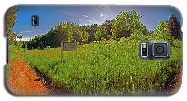 Wingate, Prairie, Pines Trail Galaxy S5 Case