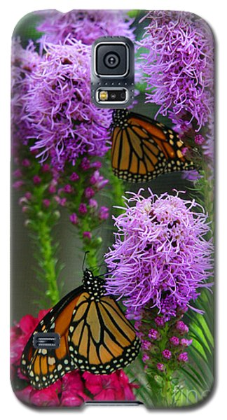 Winged Beauties Galaxy S5 Case