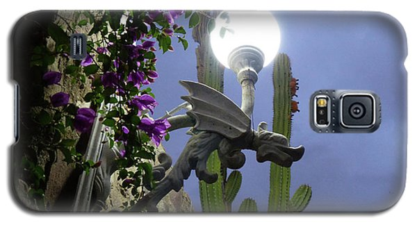 Winged Gargoyle In El Fuerte Galaxy S5 Case