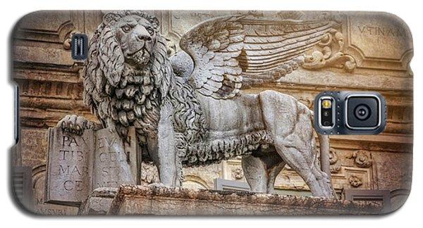 Winged Lion Piazza Delle Erbe Verona  Galaxy S5 Case
