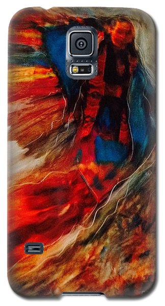 Winged Ones Galaxy S5 Case by FeatherStone Studio Julie A Miller