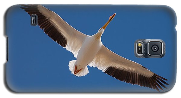 Galaxy S5 Case featuring the photograph Wings Are Spread by Monte Stevens