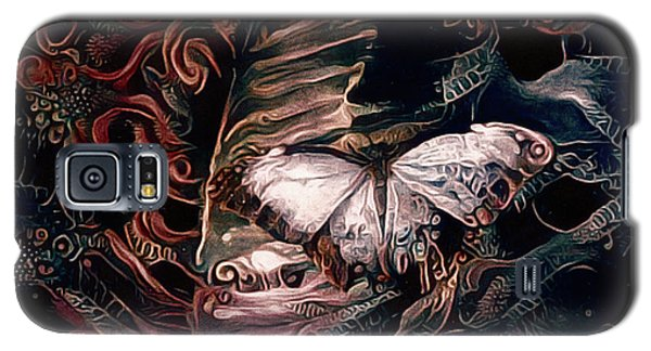 Wings Of The Night Galaxy S5 Case by Susan Maxwell Schmidt