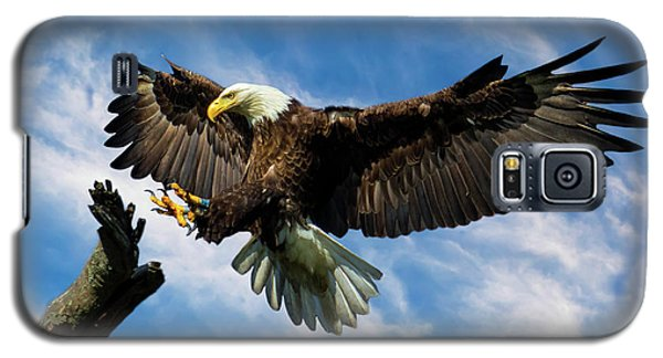 Wings Outstretched Galaxy S5 Case