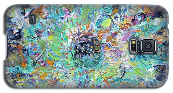 Galaxy S5 Case featuring the painting Winners And Losers by Fabrizio Cassetta