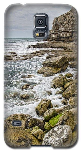 Winspit Cove In Dorset Galaxy S5 Case