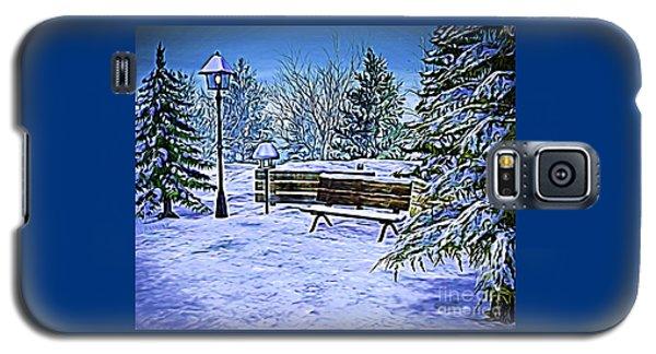 Winter 19018 Galaxy S5 Case