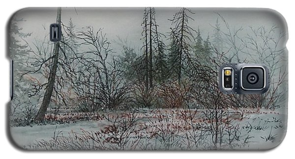 Winter, Alberta Galaxy S5 Case