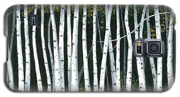 Winter Aspen 3 Galaxy S5 Case