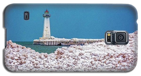 Winter At Sodus Point  Galaxy S5 Case