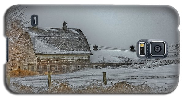 Winter Barn Galaxy S5 Case