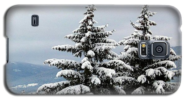 Galaxy S5 Case featuring the photograph Winter Bliss by Will Borden