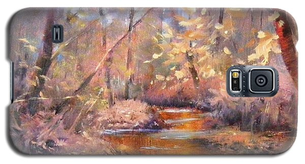 Winter Creek Galaxy S5 Case