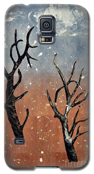 Winter Day Galaxy S5 Case by Sarah Loft
