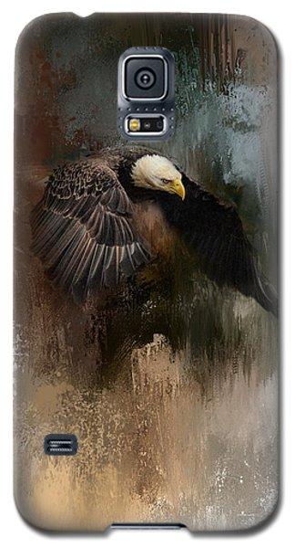 Winter Eagle 2 Galaxy S5 Case