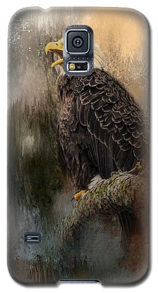 Winter Eagle 3 Galaxy S5 Case